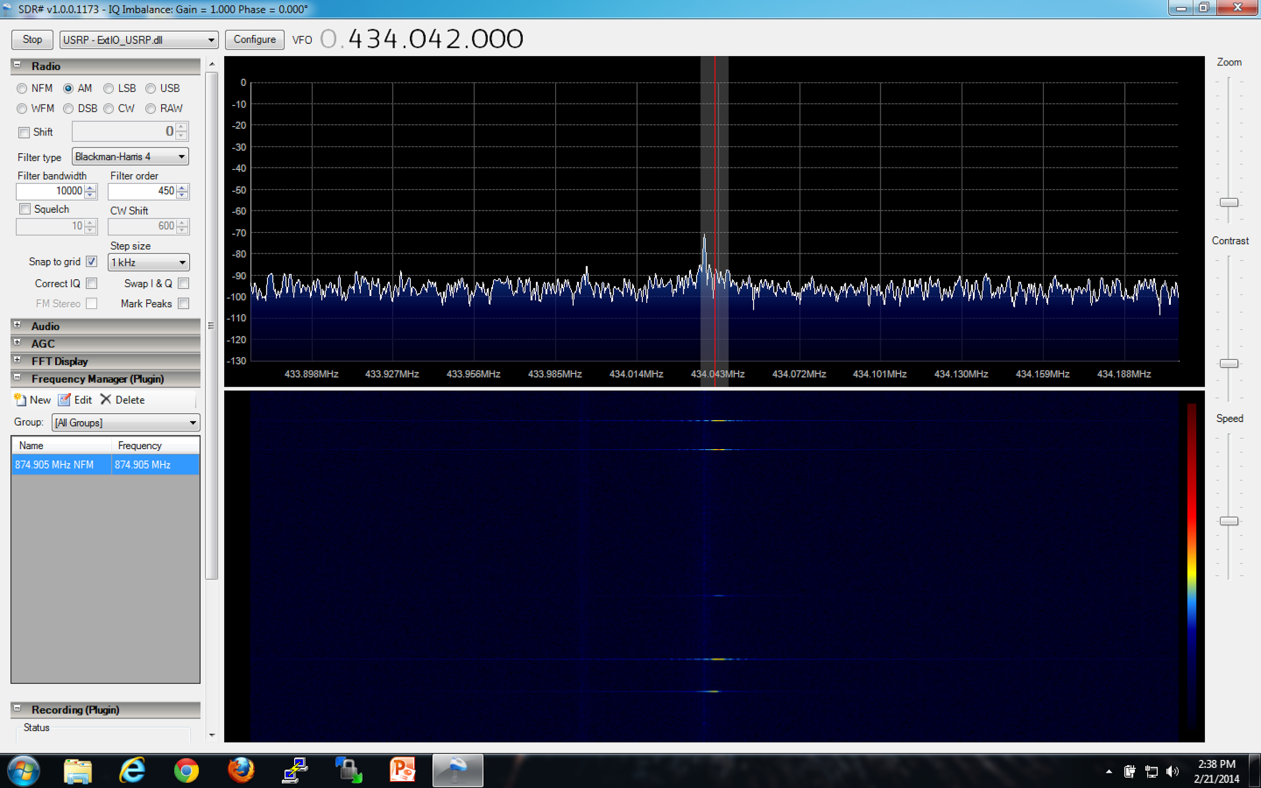 Non Return To Zero Ask Ook Signal Replay Radio Control Link And Amplitude Shift Keying Modulation Rtl Sdr Sharp 433